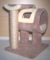 CG Condo with sisal rope post and perch - Product Image