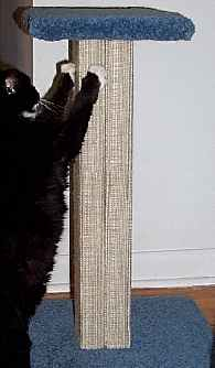 24- inches tall of extremely durable SISAL WEAVE