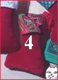CATNIP STOCKINGS - Quantity:4 - Product Image