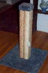 Dual Sisal Post MTS - Product Image