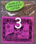 Ratherbee's Catnip - Quantity: 3 to Canada - Product Image