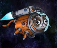 RocketCat1 - Product Image